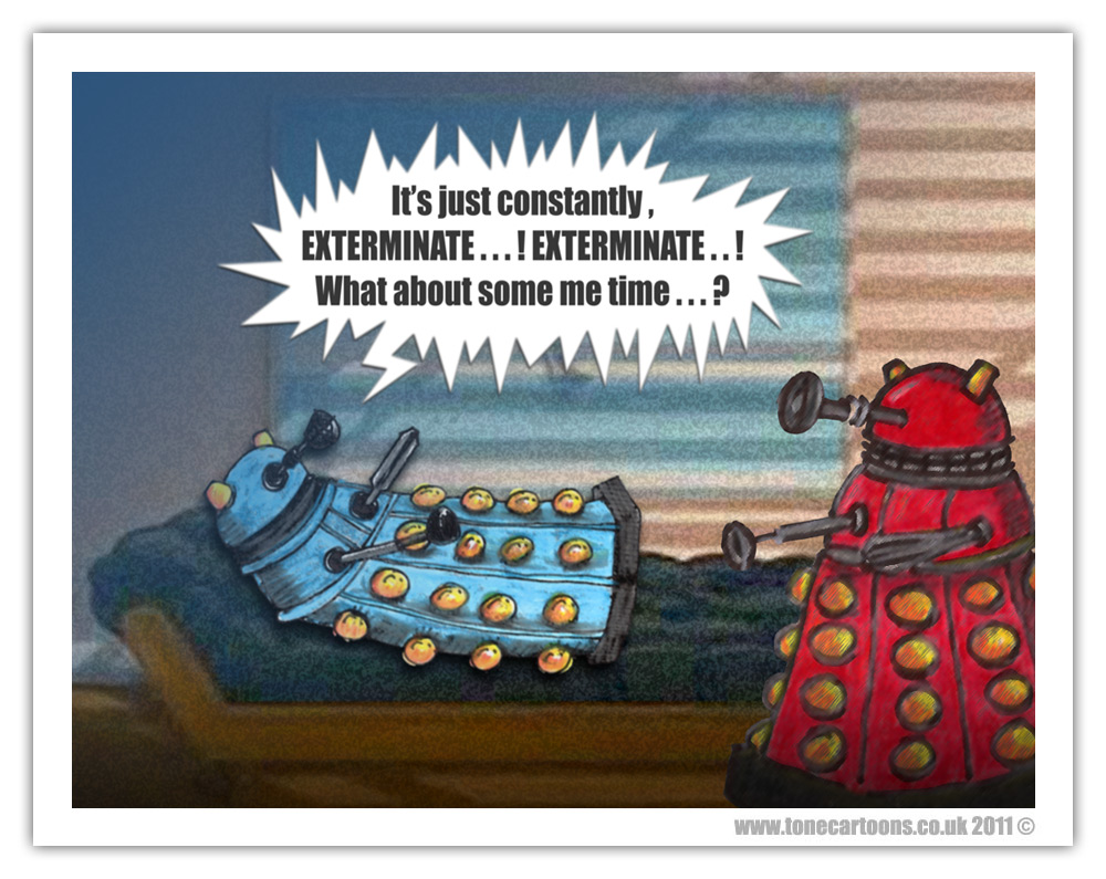 Therapist Dalek